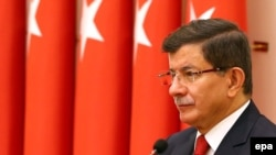 احمد داووداوغلو، نخست وزیر ترکیه