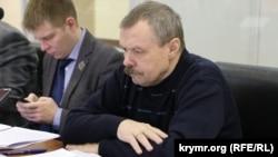 Василий Ганыш (справа)