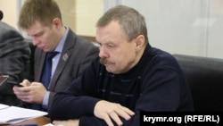 Василь Ганиш у суді, Київ, 14 лютого