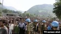 Srebrenicë 1995