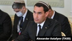 Serdar Berdymukhammedov (file photo)
