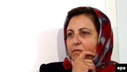 شیرین عبادی؛ برنده ایرانی جایزه صلح نوبل