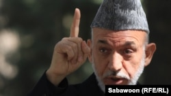 Afghan President Hamid Karzai was criticized in the report.