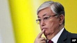 Қасым-Жомарт Тоқаев, Қазақстан президенттігіне кандидат.