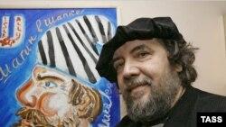 """Лидер """"Митьков"""", поэт, художник Дмитрий Шагин"""