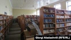 ერთ-ერთი ბიბლიოთეკა ლაგოდეხში