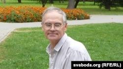 Дэпутат Баранскага гарсавету Віктар Міхасёў