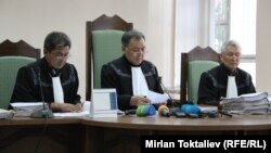 Кыргызстан боюнча азыр жүздөй судьянын орду бош турат