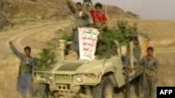 شورشیان حوثی در شمال یمن