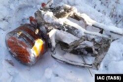 Чёрный ящик разбившегося Ан-148
