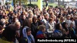 Збори українців у Римі, 7 листопада 2014 року