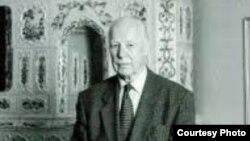 Альбрехт фон Кроков. Фото 1990-х годов