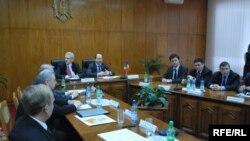 Comisia interguvernamentală moldo-rusă