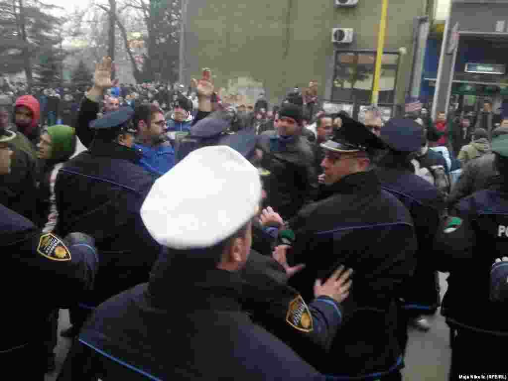 Tuzla, 5. februar 2014.