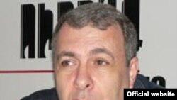 Основатель и президент фестиваля, председатель Союза театральных деятелей Армении Акоп Казанчян