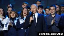 Vladimir Putin astăzi la Nijni Novgorod