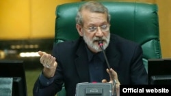 Ali Larijani, Speaker of the Iranian Parliament. File photo