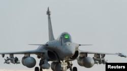 Француски борбен авион.