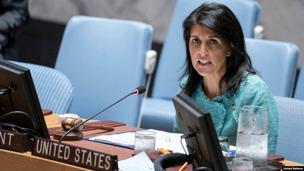 آمریکا خواستار فشار شورای امنیت بر روسیه برای پایان بحران سوریه شد
