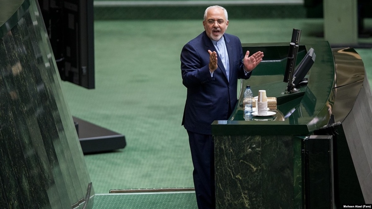 Iranian Foreign Minister Zarif Issues Jewish New Year Greetings