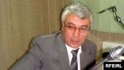 Политолог Эльдар Намазов (архив)