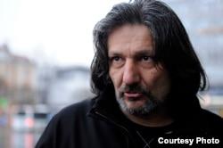 Инженер Дане Цанкович, житель города Баня-Лука. 4 марта 2014 года.