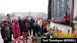 """Акция памяти жертв """"Норд-Оста"""""""