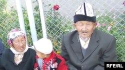 Ысык-көл облусундагы үй-бүлө, 4-сентябрь, 2009-жыл.