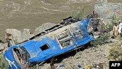 حمله بر موتر حامل کارگران چینی در کوهستان. در این حمله ۹ کارگر کشته شدند.