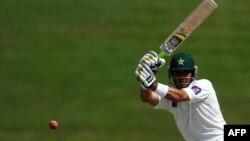 Pamje nga një ndeshje e kriketit.