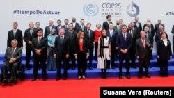На відкритті конференції ООН щодо клімату в іспанському Мадриді, 2 грудня 2019 року