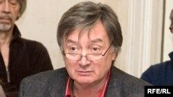 Иван Казанский, участник недавней голодовки в защиту Дома скульптора