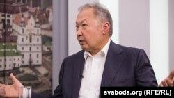 Курманбек Бакиев. 2017 год.