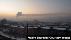 Мурманск, январь 2016
