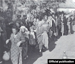 Evrei basarabeni sub amenințarea armelor