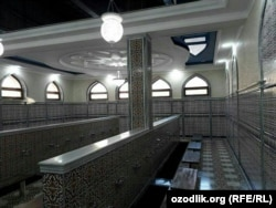 Madrasa tahoratxonasi
