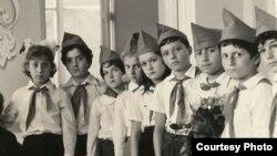 Gürcüstan, pionerlər