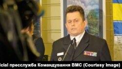 Андрій Риженко, експерт українського Центру оборонних стратегій, колишній заступник начальника штабу ВМС України