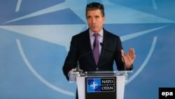 НАТО Бош котиби Андерс Фог Расмуссен.