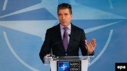 НАТО бас хатшысы Андерс Фог Расмуссен.