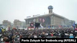 Протести на опозицијата во Киев