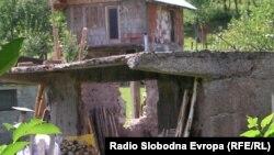Porušene kuće, ilustrativna fotografija