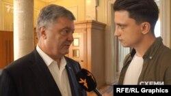 Петро Порошенко заперечив, що давав вказівку закрити кримінальну справу стосовно компанії Burisma