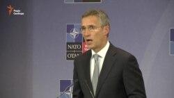 НАТО і Росія не дійшли згоди щодо України (відео)