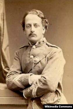 Лорд Колин Кэмпбелл. 1890