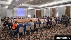 Брно шәһәрендә Европа татарлары альянсы утырышы. 7 апрель 2016