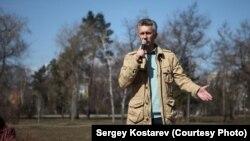 Эколог Сергей Костарев