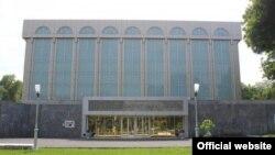 Ўзбекистон давлат санъат музейи биноси (Маданият вазирлиги фотоси).