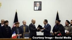 فرانسه برای انکشاف افغانستان حدود ۶۲ میلیون یورو کمک بلاعوض نمود