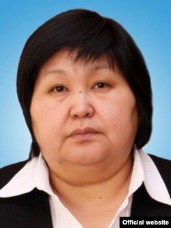 Гульнара Асымбекова